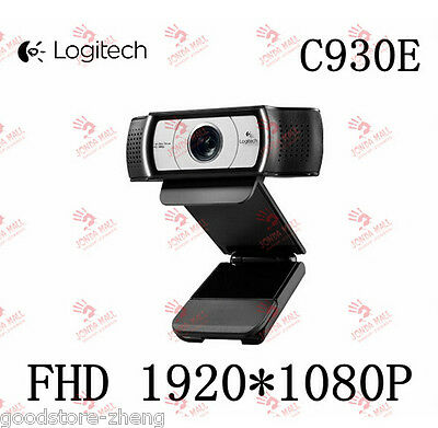 Logitech Webcam C930e 15MP Carl Zeiss 1080P FHD Camera 1080P HD Webcam DDP ASOS
