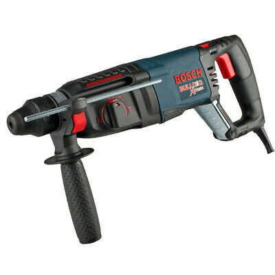 """Bosch 1"""" SDS-plus D-Handle Bulldog Xtreme Rotary Hammer 11255VSR Reconditioned"""