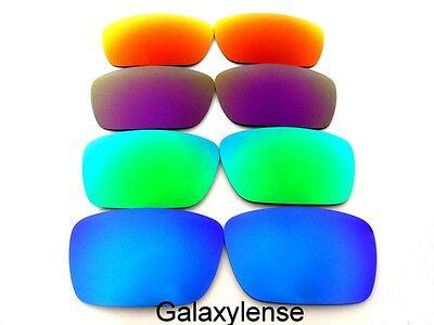 ce19d8a029c Galaxy Replacement Lenses For Oakley Fuel Cell Blue Green Purple Red ...