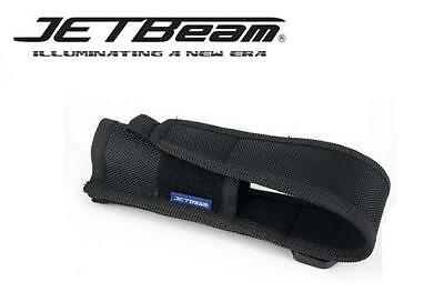 New Jetbeam 4 Holster Pouch flashlight torch holster ( for BC40、PA40、RRT15 )