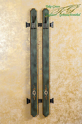 Voglauer Anno 1800 Wall Coat Rack Wardrobe Hallway Country House Style