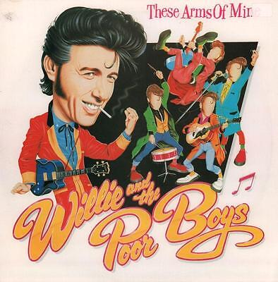 """Willie And The Poor Boys(10"""" Vinyl)These Arms Of Mine-Decca-T880 917-7--VG+/VG"""