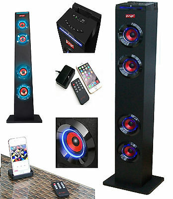 Torre XL Bluetooth Speaker Station Tower with Dock Station for iPhone & iPad