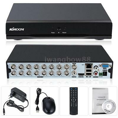 16CH DVR CCTV 960H HDMI Digitale Video Registratore Sorveglianza Sicurezza N3N9