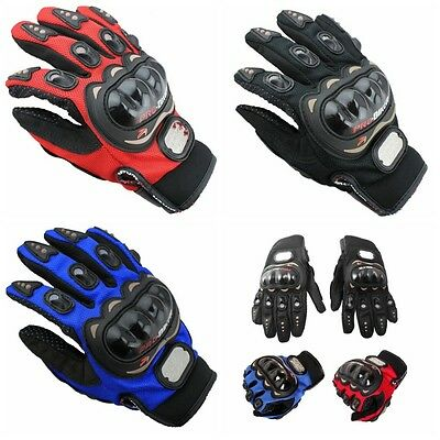 Ski Bike Motorcycle Windproof Winter Gloves Riding Protector Full Finger New H24