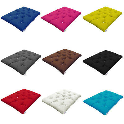 MyLayabout Memory Foam Crumb Futon Mattress | Roll Out Spare Bed | Guest Bed