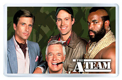 The A-Team Original Fridge Magnet Iman Nevera