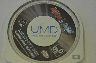 WWE: The Best of Smackdown vs. RAW: Volume 1: UMD ONLY (Sony PSP)