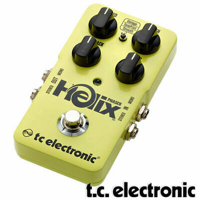 TC Electronic Helix Phaser Guitar Effect Pedal