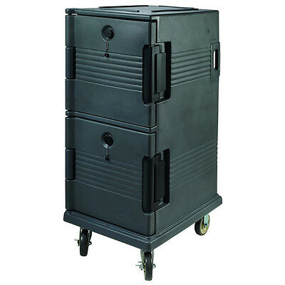 Winco IFT-2, Insulated Food Transporter, Double