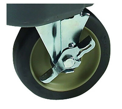 Winco IIC-C5B, 5-Inch Caster with Break For IIC-29