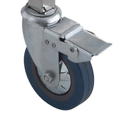 Winco SUC-30-CB, Replacement Caster with Brake for SUC-30