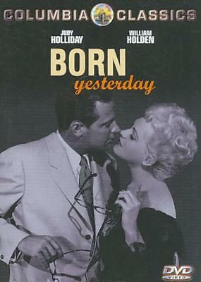 Born Yesterday New Region 1 Dvd