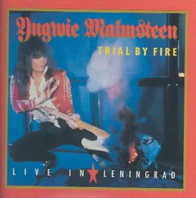 Trial By Fire: Live In Leningrad New Cd