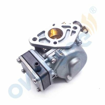 3B2-03200-1 Carburetor for TOHATSU Outboard Engine Parts 8HP 9.8HP Nissan Motor