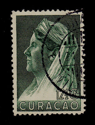 Curacao - Netherlands Antilles   Scott# 134  Used    Royalty Topical