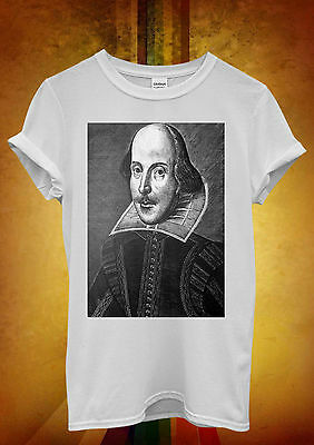 Hamlet William Shakespeare Novelty Men Women Unisex T Shirt Tank Top Vest 27