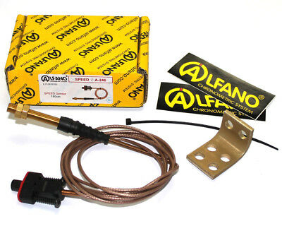 Alfano Astro Speed Sensor UK KART STORE