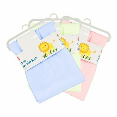 New Baby Newborn Soft Fleece Blanket Cosy Warm And Cuddly Baby Blanket