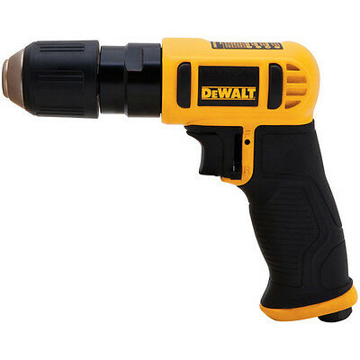 DEWALT 3/8 in. Keyless Chuck Reversible Air Drill DWMT70786L New