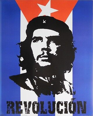 (LAMINATED) Che Guevara POSTER (40x50cm) Revolution New Licensed Art