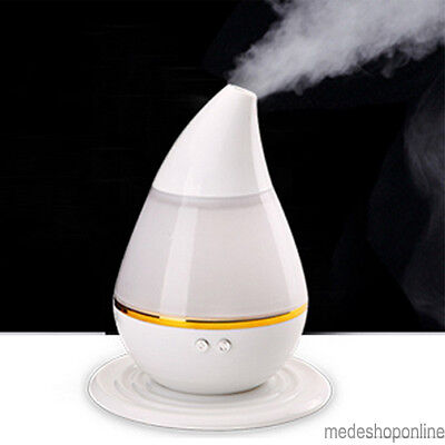 New Ultrasonic Home Aroma Humidifier Air Diffuser Purifier Lonizer Atomizer Mist