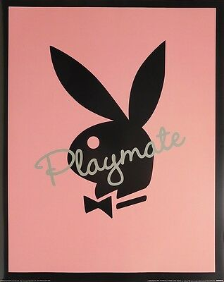 PLAYBOY BUNNY PLAYMATE POSTER (40x50cm)  NEW LICENSED ART