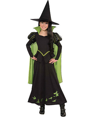 FW8762BKMD Morris Costumes Girl/'s Feather Witch Black Sheath Dress Costume M