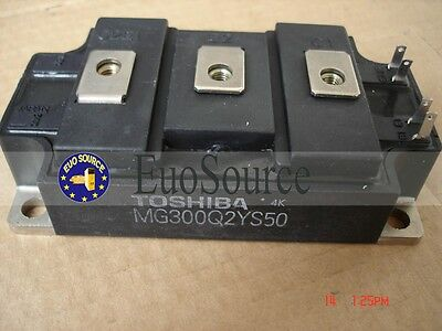 MG300Q2YS50 IGBT module for Toshiba in very good condition
