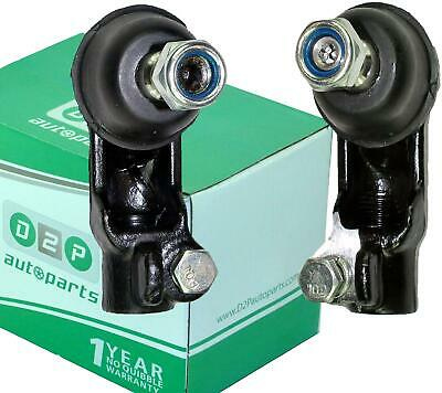 QJB100220-230 Land Rover Freelander 1 Track Rod End Ball Joint Pair
