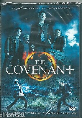 The Covenant (DVD, 2007) NEW SEALED (Nordic Packing)