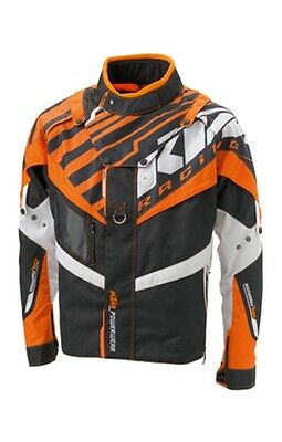 New Ktm Race Light Pro Jacket With Neck Brace Collar Was $189.99 Now $139.99!