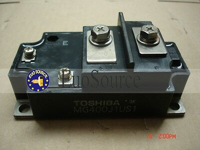 MG400J1US1 IGBT module for Toshiba in very good condition