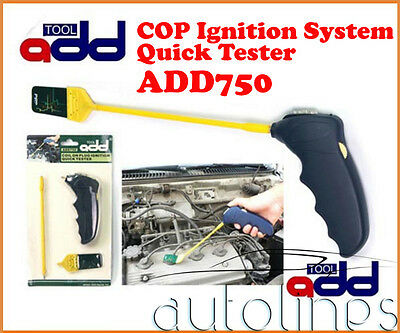 ADDTOOL Coil On Plug (COP) Ignition System Quick Tester ADD750 Ignition Tester