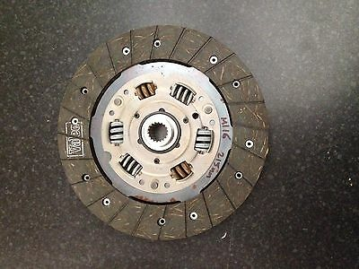 Peugeot 405 Mi16 BE1 / BE3 Genuine OE Valeo Clutch Friction Plate (215mm) (NEW)