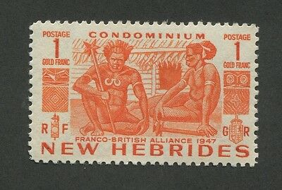 New Hebrides (French) #91 Mint