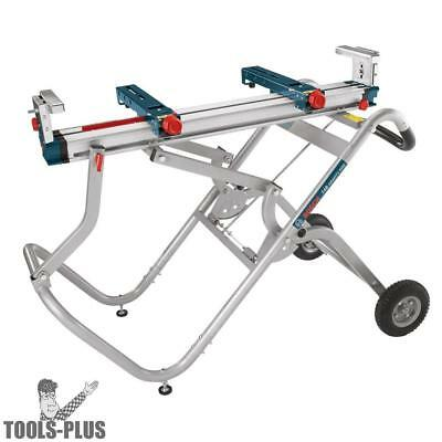 Bosch Tools Gravity-Rise Wheeled Miter Saw Stand T4B New