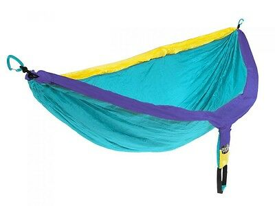 Eagles Nest Outfitters ENO DoubleNest Hammock Retro - Tri 2 Color