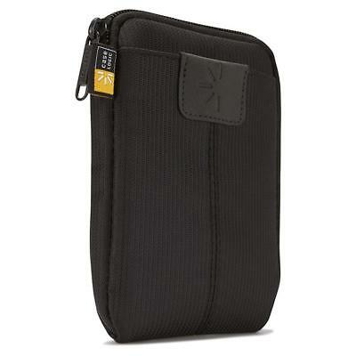 NEW Case Logic Portable Hard Drive Pouch Zipper Protective Carrying Durable