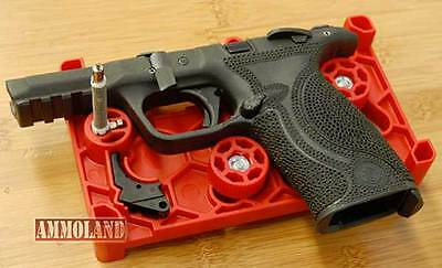 Apex Tactical 104-001 Armorers Block Frame Work S&W M&P Glock Sig Sauer Walther