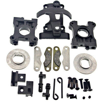 Mugen 1/8 MBX7TR Truggy *DISC BRAKES, PADS, CAMS, CENTER DIFFERENTIAL/DIFF MOUNT