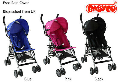 Baby Stroller Suitable from 6 months-Free Raincover