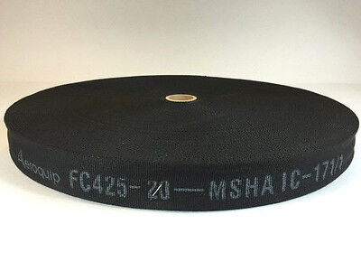 25' NYLON ABRASIVE PROTECTIVE SLEEVE for CATERPILLAR PARKER HYDRAULIC HOSE 1.25""