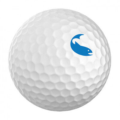 Golf Ball ID Stamp - Trout - ID your golf ball