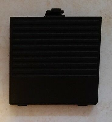 Cache Pile Noir - NEUF - Game Boy Classic, Grosse Gameboy Fat Battery cover