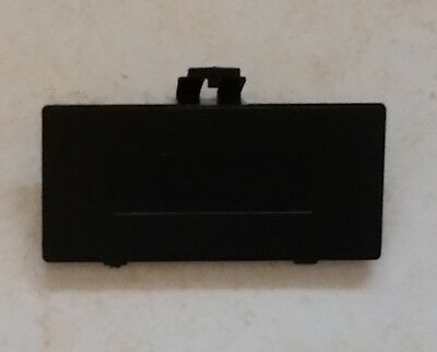 Cache Pile Noir - NEUF - pour Game Boy Pocket - Gameboy GBP - Battery cover
