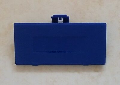 Cache Pile Bleu - NEUF - pour Game Boy Pocket - Gameboy GBP - Battery cover