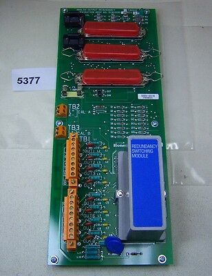 (5377) Honeywell Analog Output Redundancy Board 51304355-125