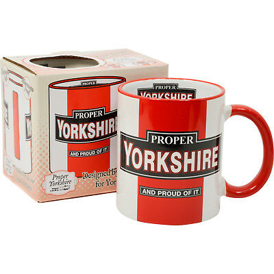 Mug -Yorkshire Christmas Gift Present Idea For Him For Her Unique