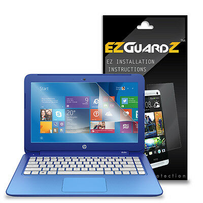 2X EZguardz LCD Screen Protector Cover HD 2X For HP Stream 11 Notebook (Clear)